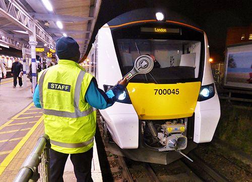 Staffing train