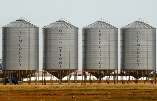schedule industry silos