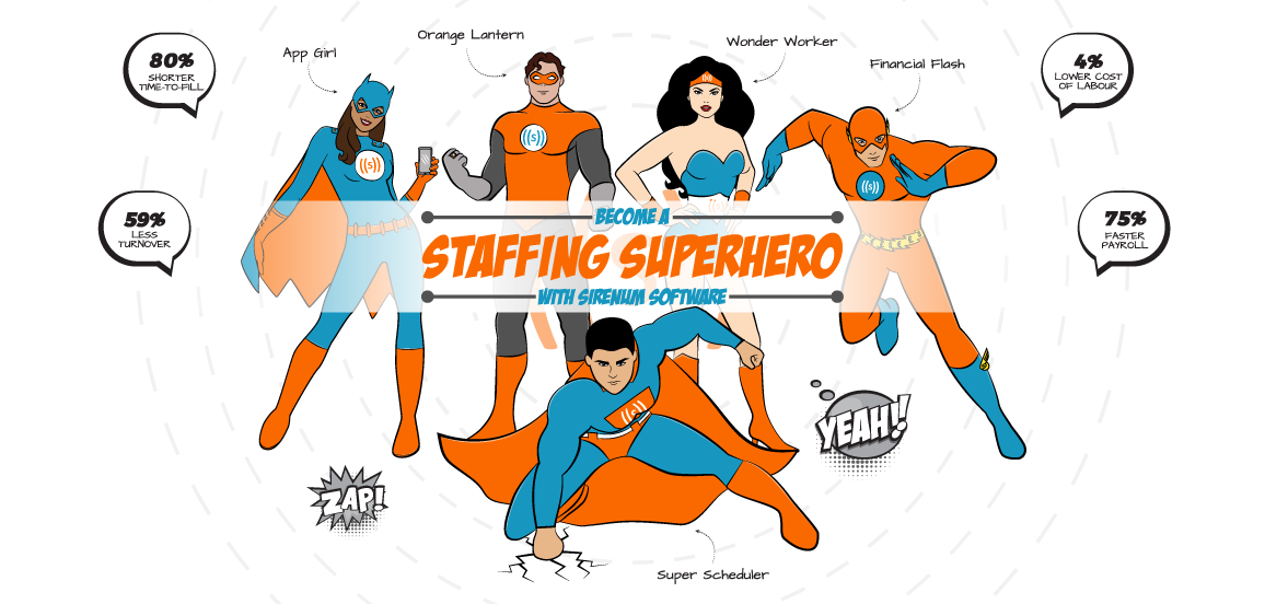 Staffing Superheroes