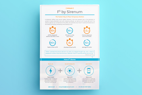 F3 by Sirenum infographic thumb