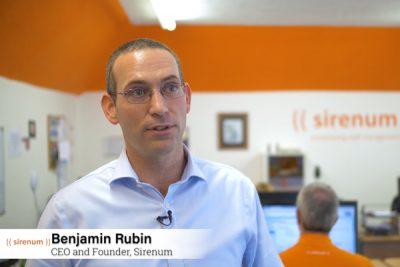 Benjamin Rubin featured Executive Television