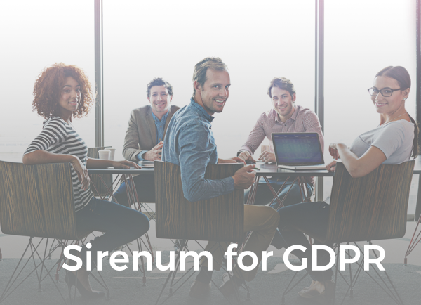 Sirenum for GDPR fact sheet thumbnail