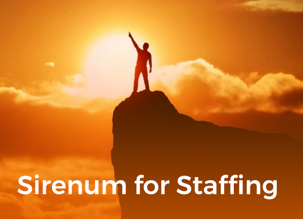 Sirenum for Staffing fact sheet thumbnail